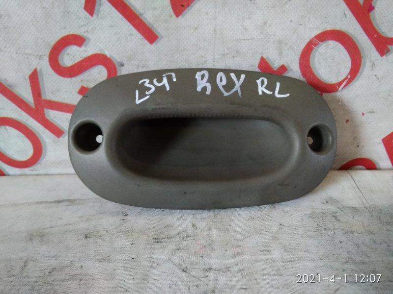 Ручка двери внутренняя Ssangyong Rexton 2004 задняя левая