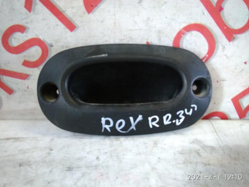 Ручка двери внутренняя Ssangyong Rexton 2004 задняя правая