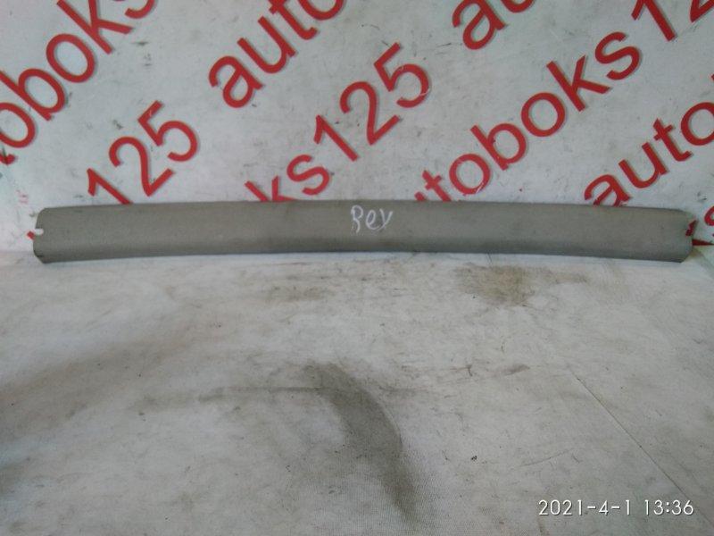 Обшивка двери багажника Ssangyong Rexton 2004