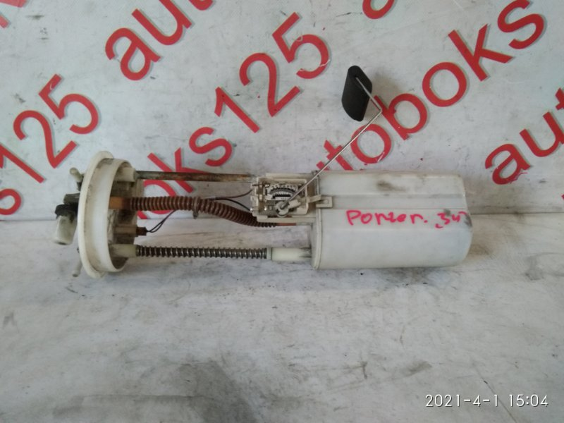 Датчик уровня топлива Hyundai Porter D4CB 2008