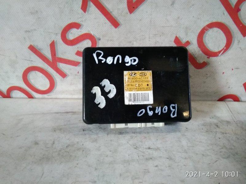 Блок управления Kia Bongo PU J3 2007