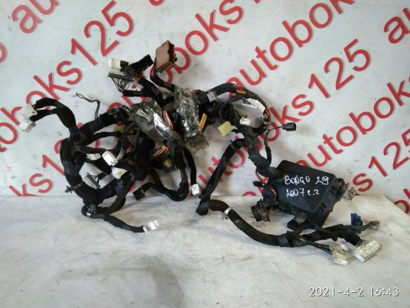 Проводка салона Kia Bongo PU J3 2007