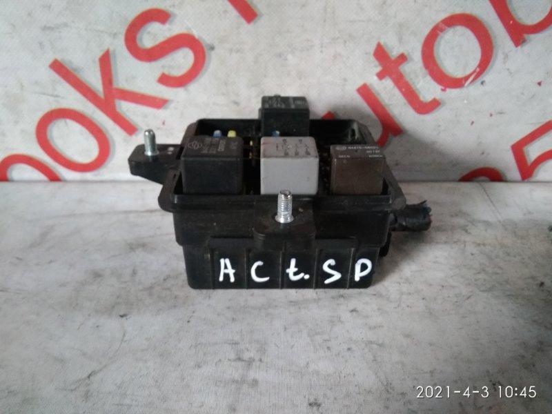 Блок предохранителей Ssangyong Actyon Sports D20DT (664) 2007