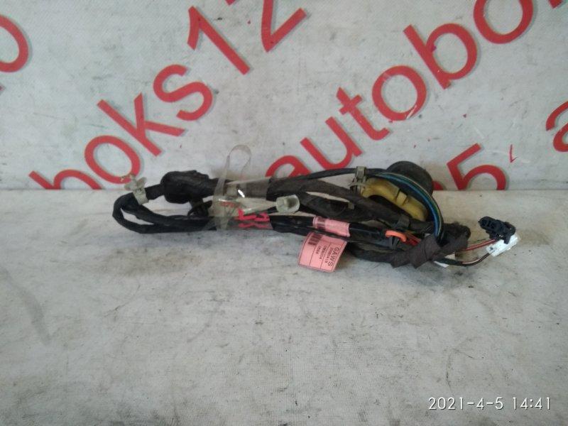 Проводка двери Ssangyong Actyon 2007 задняя левая