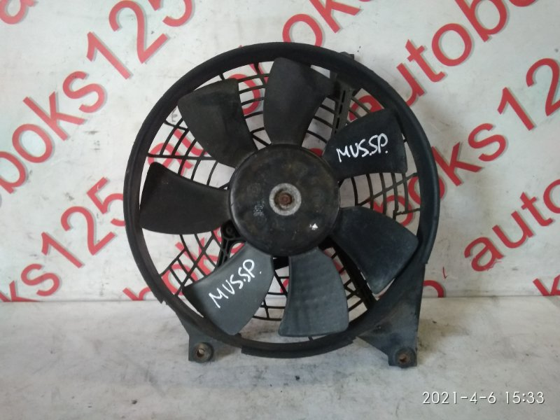 Вентилятор радиатора кондиционера Ssangyong Musso Sports FJ OM662 (662 920) 2003