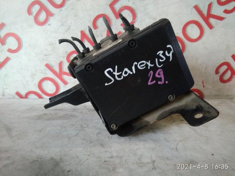 Блок abs Hyundai Starex A1 D4CB 2003