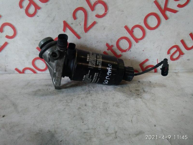 Насос топливный низкого давления Kia Sorento BL D4CB 2005