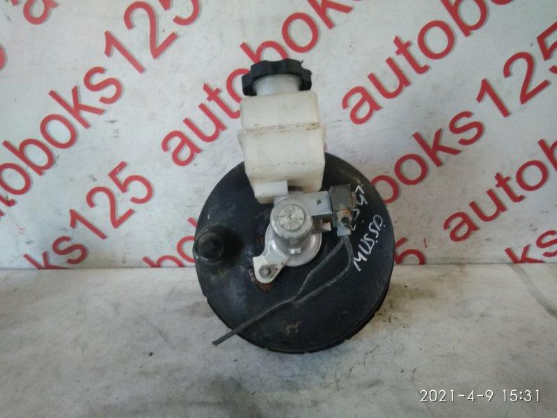 Главный тормозной цилиндр Ssangyong Musso Sports FJ OM662 (662 920) 2003