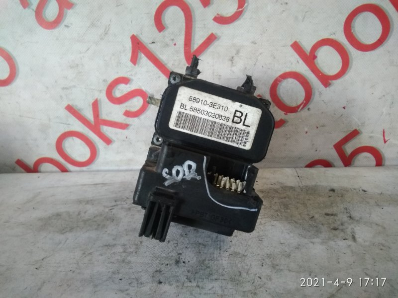 Блок abs Kia Sorento BL D4CB 2004