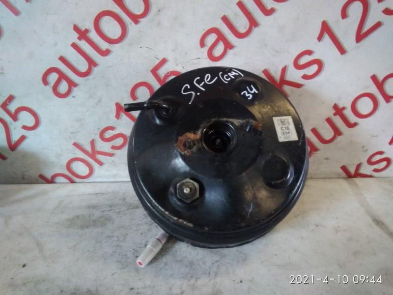 Вакуумный усилитель тормозов Hyundai Santa Fe CM D4EB 2005