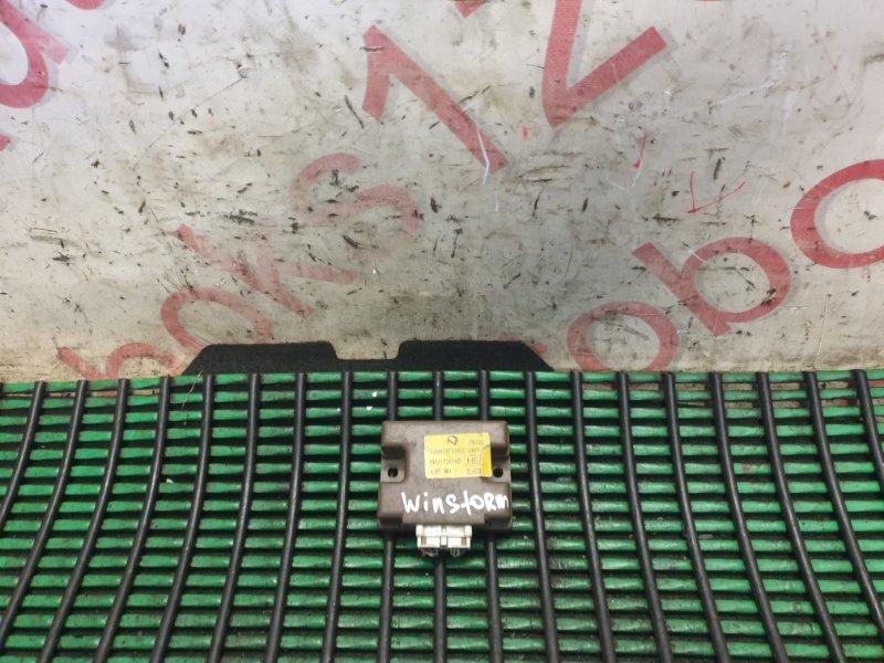 Блок управления Daewoo Winstorm KLAC Z20S 2008