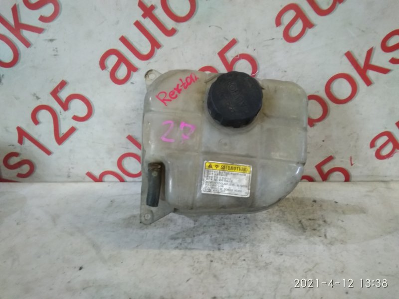 Бачок расширительный Ssangyong Rexton D27DT 2005