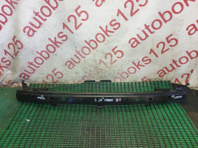 Усилитель бампера Hyundai Starex A1 D4CB 2000 задний
