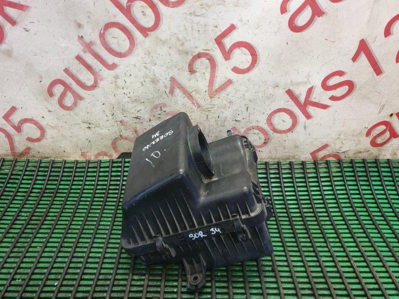 Корпус воздушного фильтра Kia Sorento BL D4CB 2005