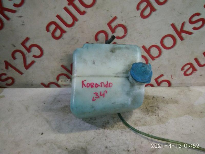 Бачок омывателя Ssangyong Korando KJ OM662 (662 910) 2003
