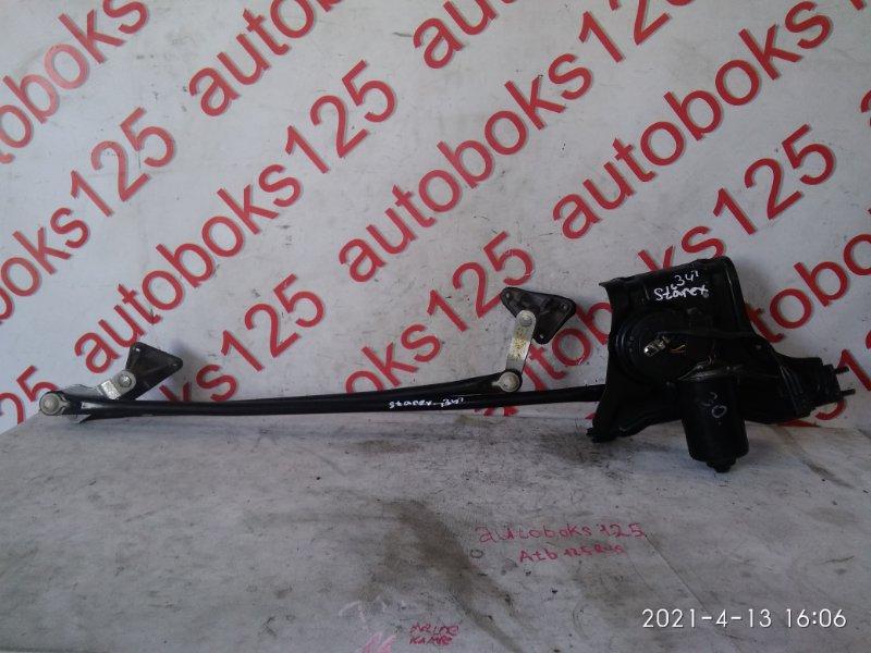 Трапеция дворников Hyundai Starex A1 D4CB 2003