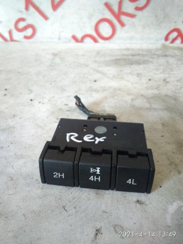 Кнопка включения 4wd Ssangyong Rexton RJN