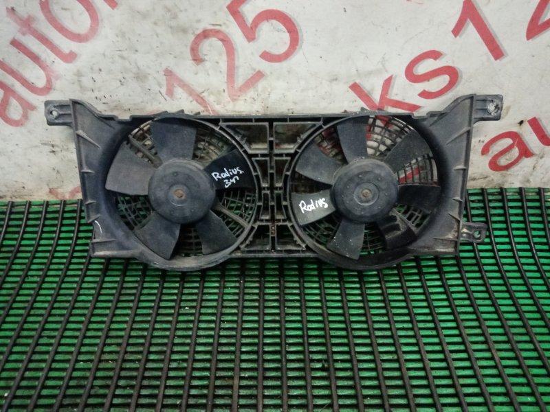 Вентилятор радиатора кондиционера Ssangyong Rodius D27DT 2005