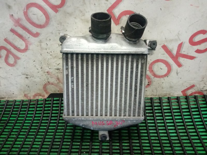 Радиатор интеркулера Ssangyong Musso Sports FJ OM662 (662 920) 2003