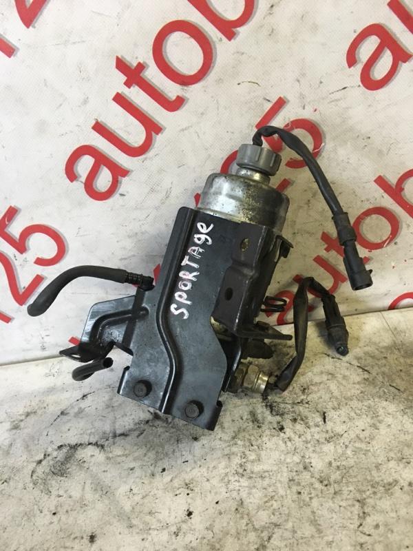 Насос топливный низкого давления Kia Sportage KM D4EA
