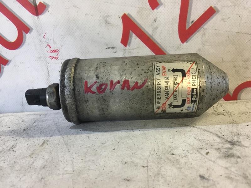 Осушитель кондиционера Ssangyong Korando KJ 2002