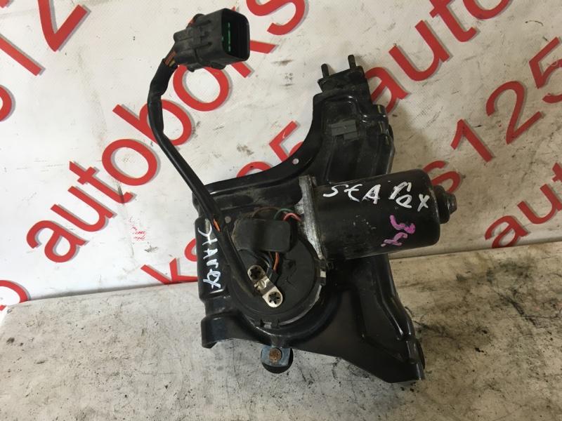 Мотор дворников Hyundai Starex A1 передний