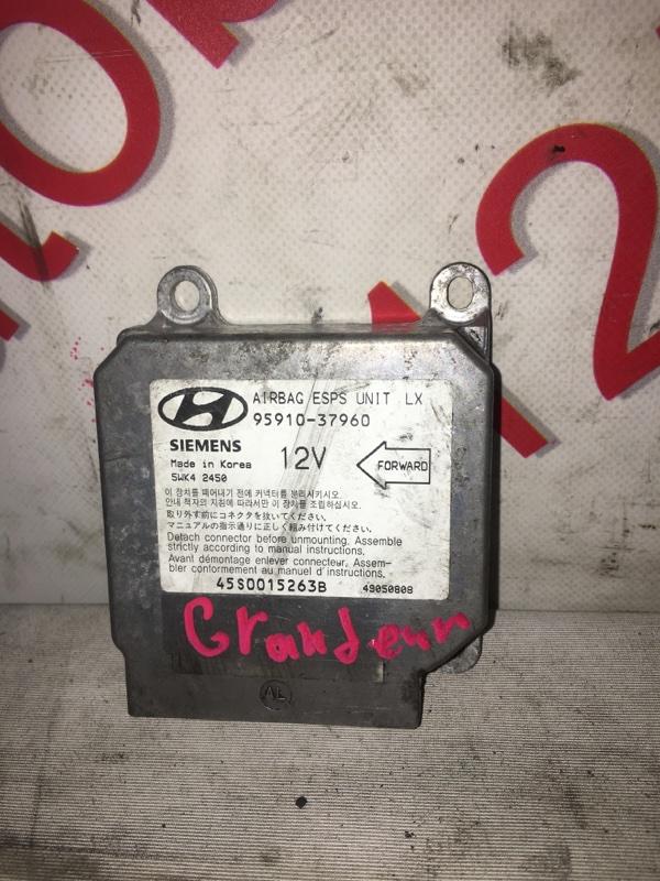 Блок управления аирбаг Hyundai Grandeur TG 2007