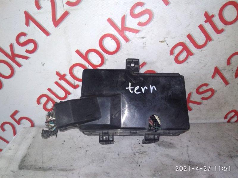 Блок предохранителей Hyundai Terracan JK D4BH 2003