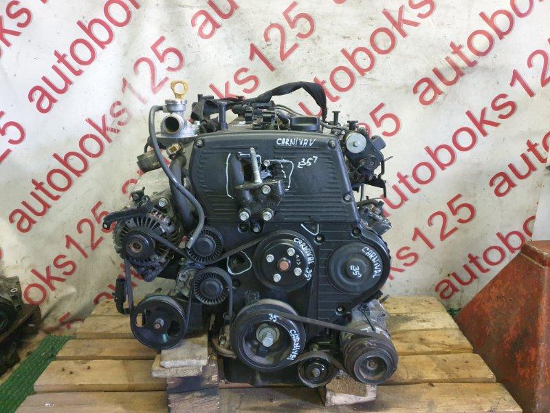 Двигатель Kia Carnival VQ J3 2009