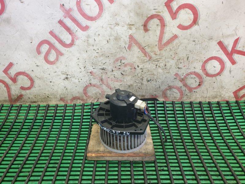 Мотор печки Ssangyong Musso Sports FJ OM662 (662 920) 2003