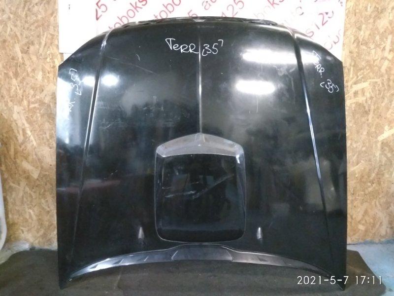Капот Hyundai Terracan HP J3 2003