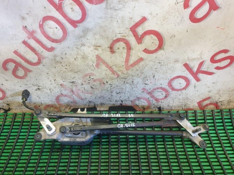 Трапеция дворников Hyundai Grand Starex TQ D4CB 2009