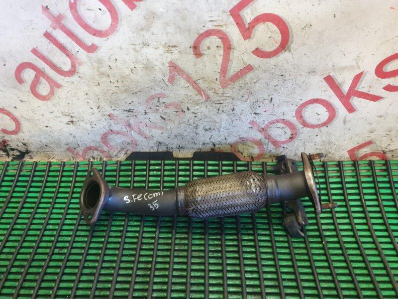 Гофра глушителя Hyundai Santa Fe CM D4EB 2007