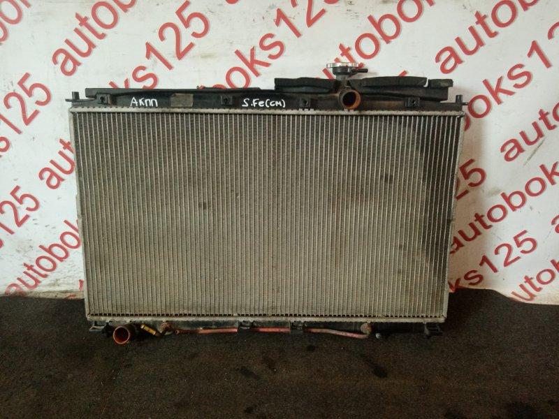 Радиатор двс Hyundai Santa Fe CM D4HA 2009
