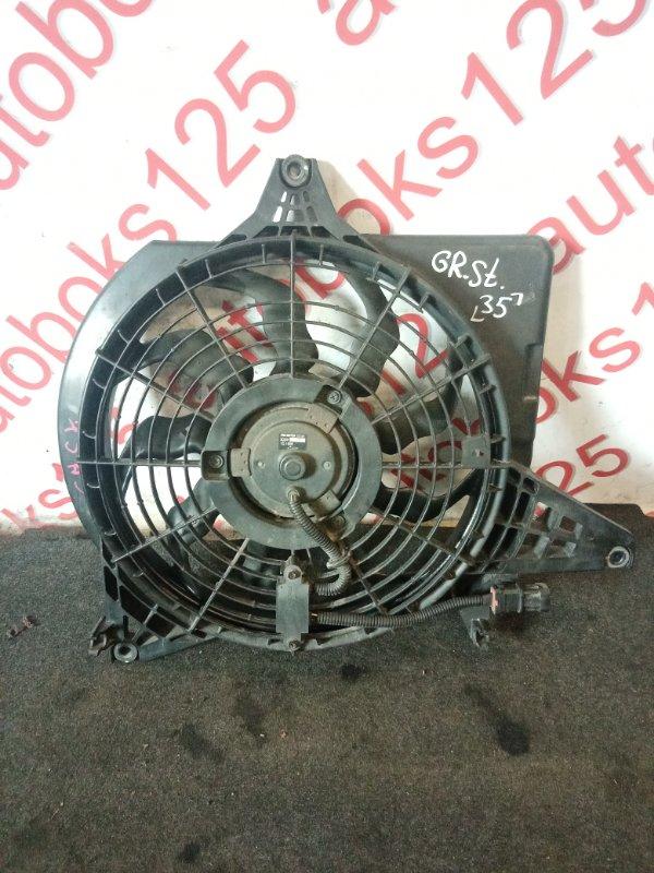 Вентилятор радиатора кондиционера Hyundai Grand Starex TQ D4CB 2009
