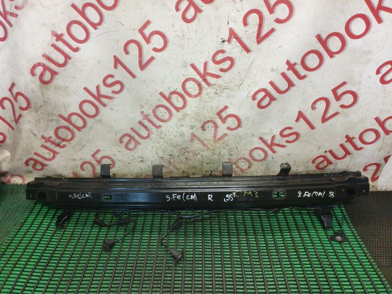 Усилитель бампера Hyundai Santa Fe CM D4EB 2007 задний