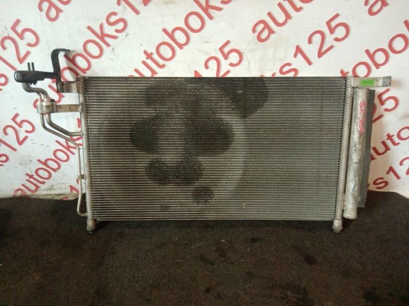 Радиатор кондиционера Hyundai Grand Starex TQ D4CB 2009