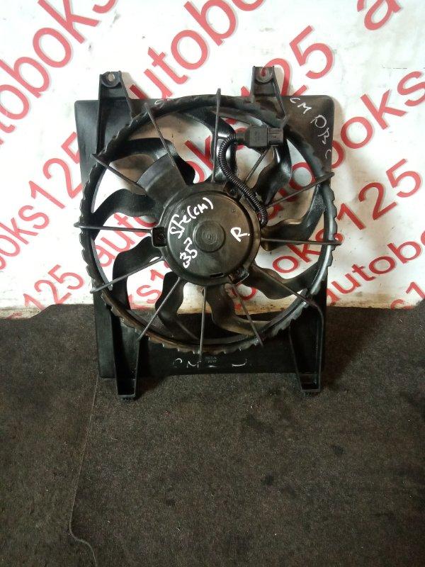 Диффузор радиатора двс Hyundai Santa Fe CM D4HA 2009 правый