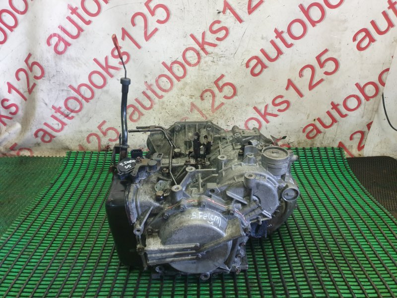 Акпп Hyundai Santa Fe CM D4EB 2007