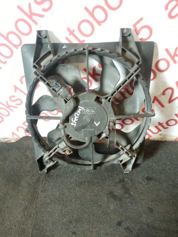 Диффузор радиатора двс Hyundai Santa Fe CM D4EB 2007 левый