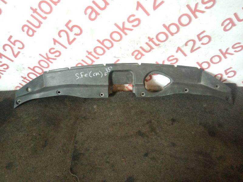 Защита замка капота Hyundai Santa Fe CM 2008
