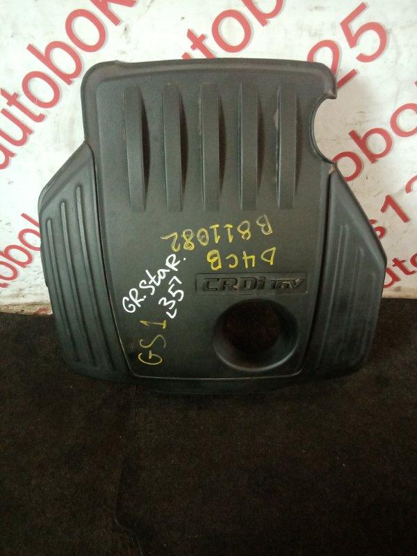 Крышка двигателя Hyundai Grand Starex TQ D4CB 2009