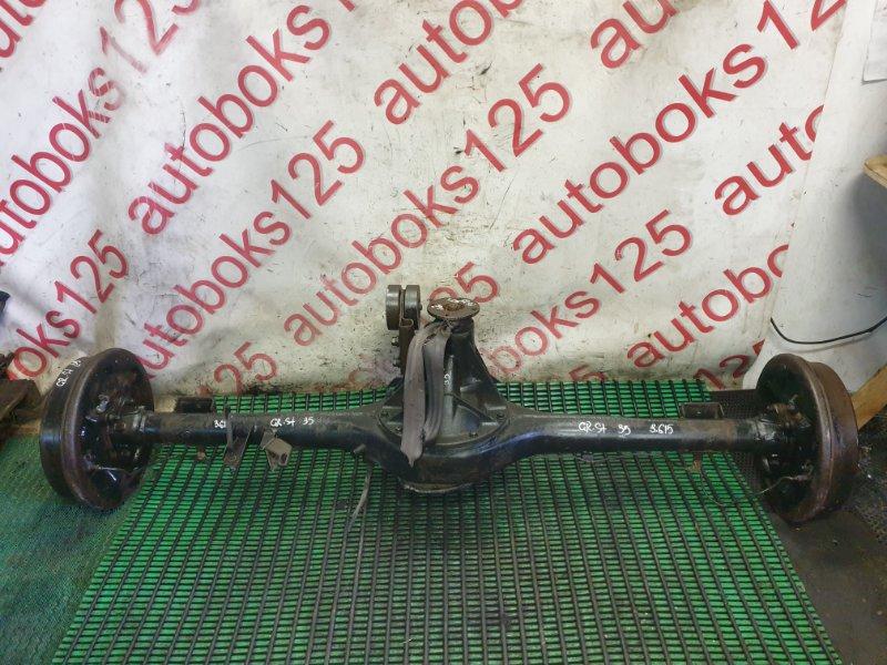 Мост Hyundai Grand Starex TQ D4CB 2009