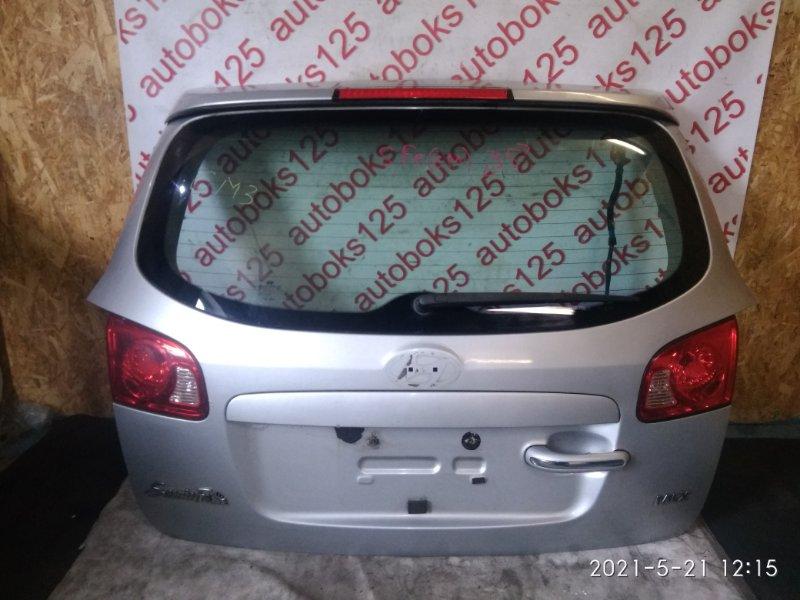 Дверь 5-я Hyundai Santa Fe CM 2007