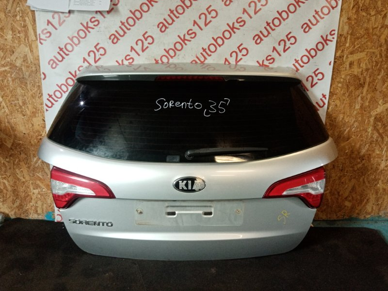 Дверь 5-я Kia Sorento XM 2013