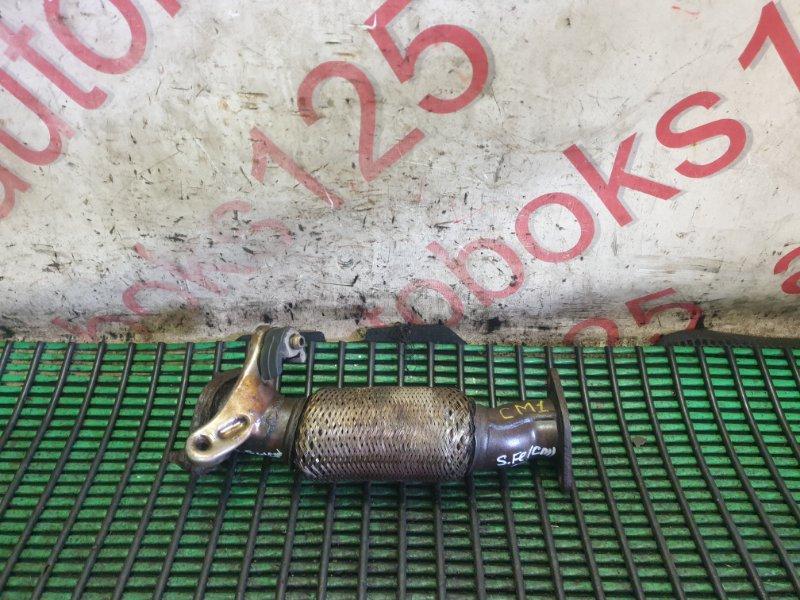 Гофра глушителя Hyundai Santa Fe CM D4HA 2011