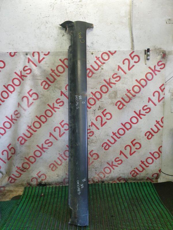 Порог Hyundai Santa Fe CM D4EB 2007 правый