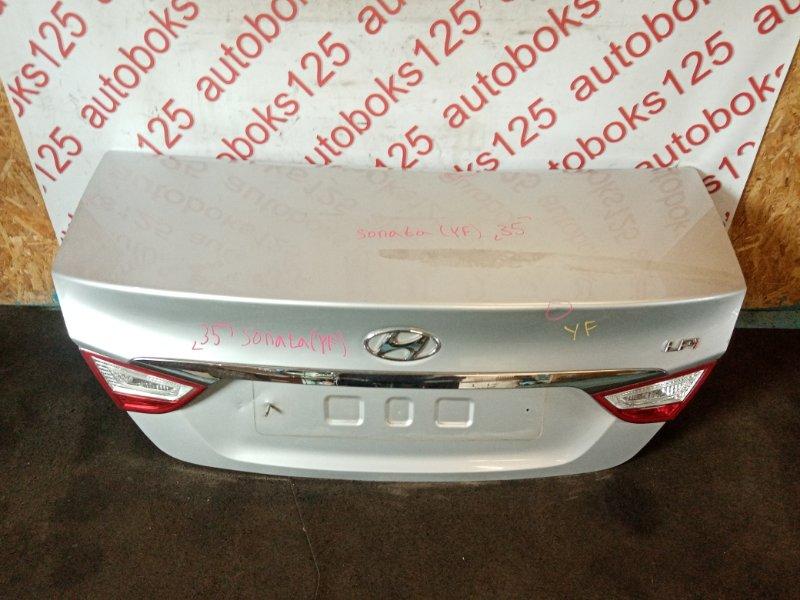 Крышка багажника Hyundai Sonata YF 2009