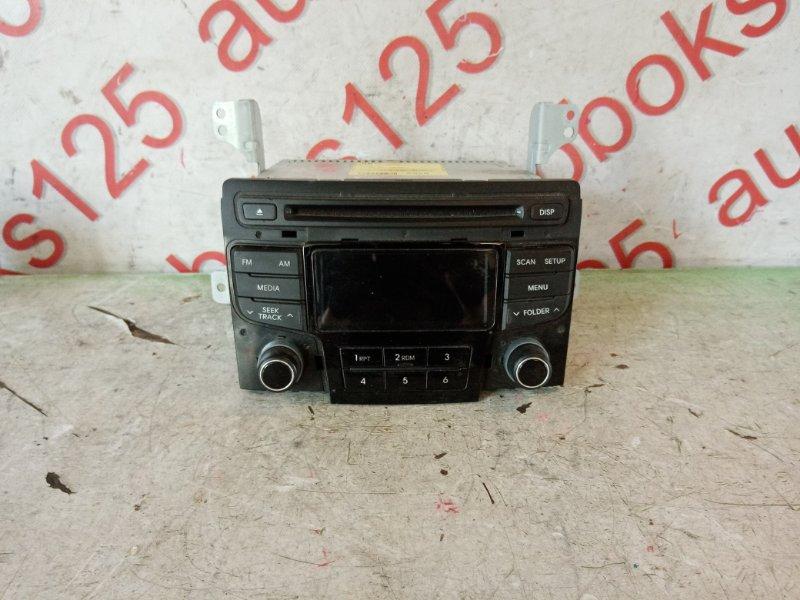 Магнитофон Hyundai Sonata YF 2009
