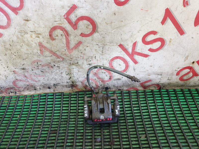 Суппорт Kia Sorento XM D4HA 2013 задний правый